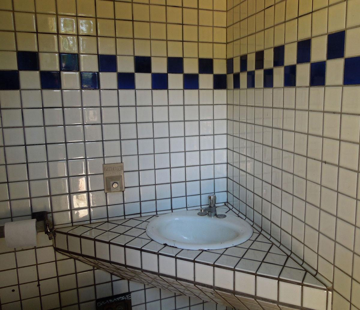 Laurelhurst restroom