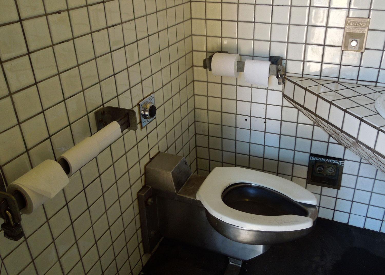 Laurelhurst toilet
