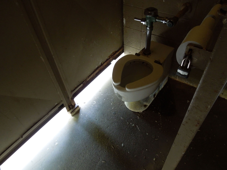 Pier Park toilet